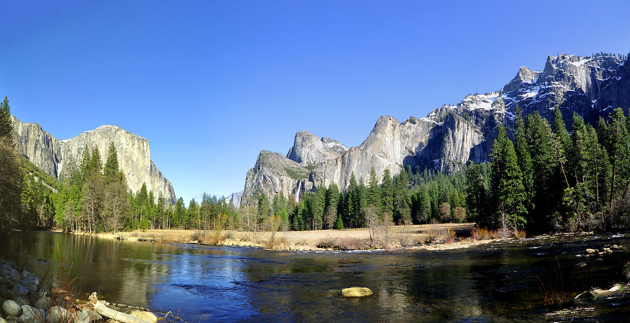 Beautiful Place to Visit In Los Angeles-Yosemite National Park