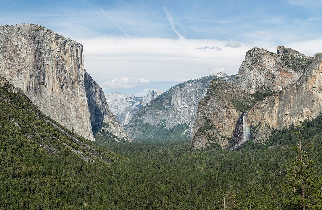 Best Camping Location In California-Yosemite National Park