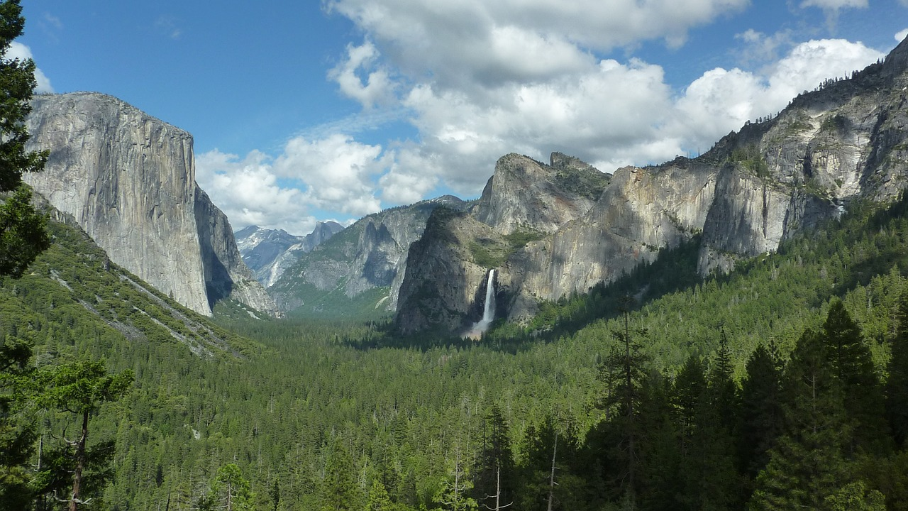 Yosemite National Park - Awesome National Park in Los Angeles