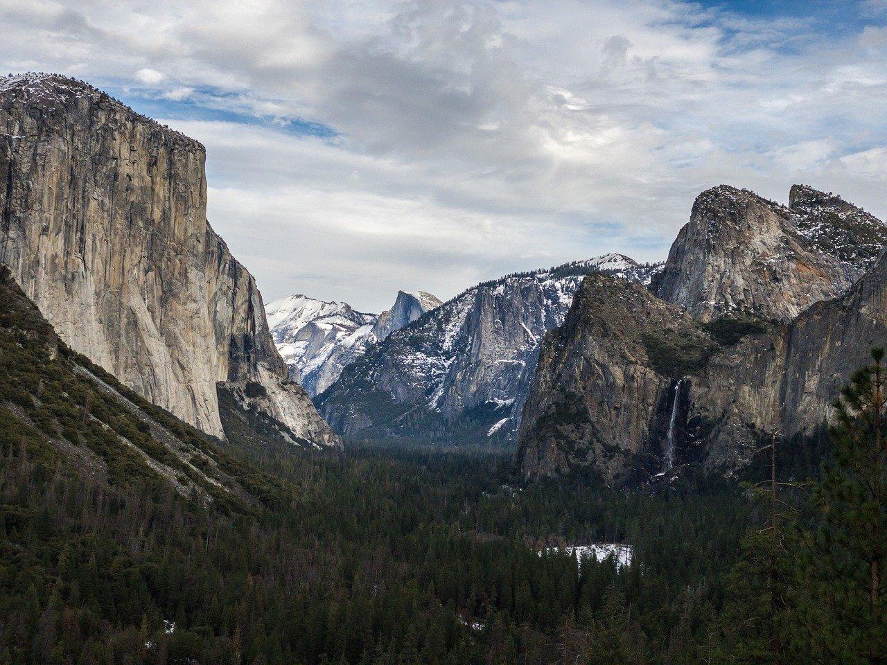 Yosemite Valley, California - Most Beautiful Valleys to Visit in California