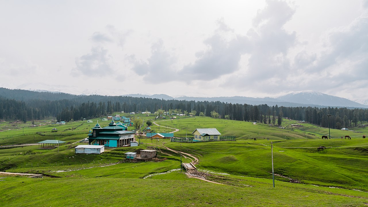 Sight-seeing Place to Visit in Srinagar-Yusmarg