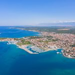Zadar - A Popular Tourist Place Among Europeans And International Tourists Visiting Croatia