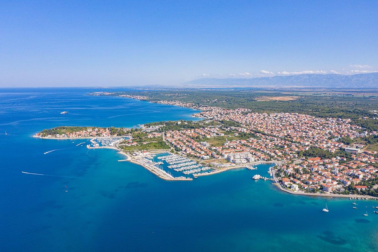 Zadar - A Popular Tourist Place Among Europeans And International Tourists Visiting Croatia