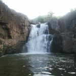 Zarwani Waterfalls in Gujarat