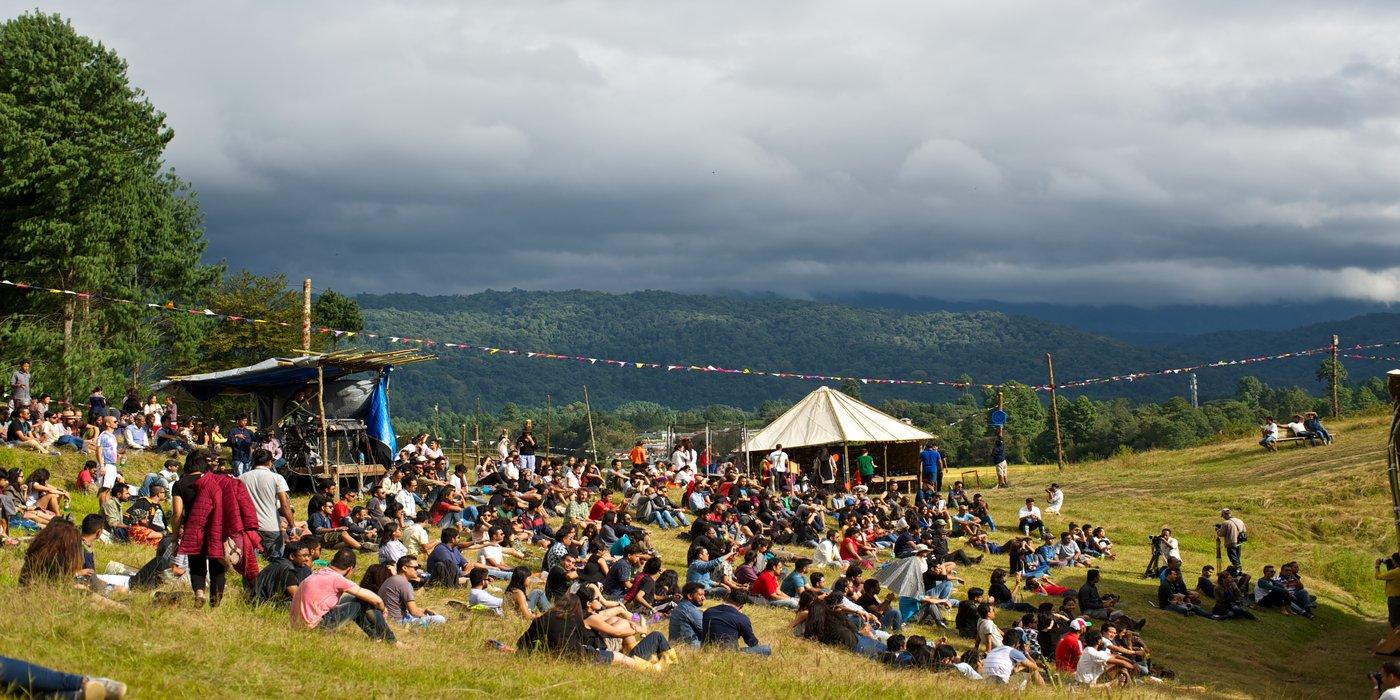 Festival Of Arunachal Pradesh-Ziro Festival of Music