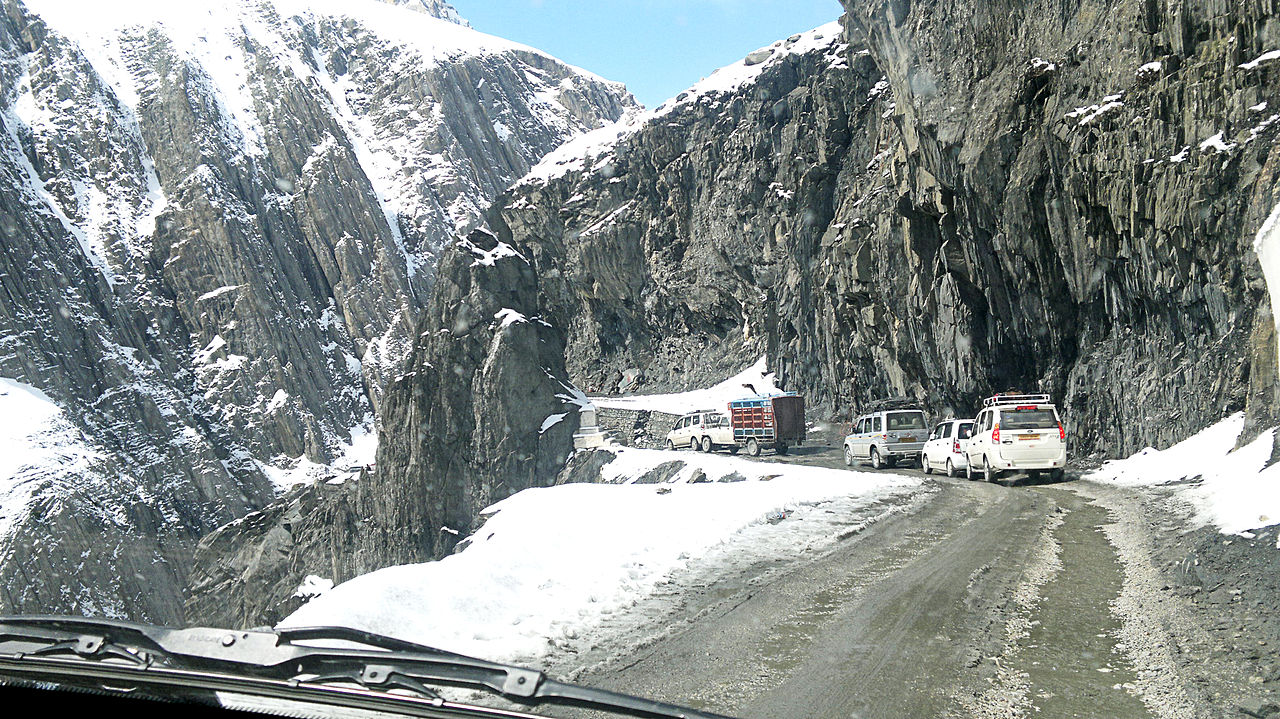 Best Place to See in Sonamarg-Zoji-La Pass
