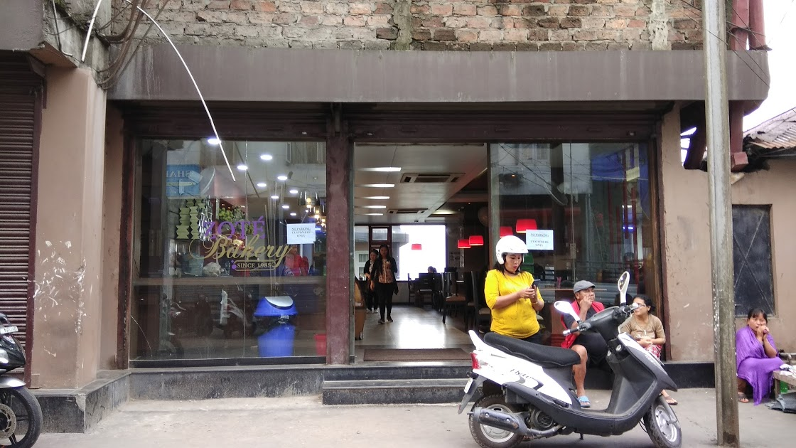 Top Restaurant In Aizawl That You Must Not Miss When In The Capital of Mizoram - Zote Bakery
